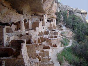 Photo of ruins at Cliff Palace Mesa Verde National Park